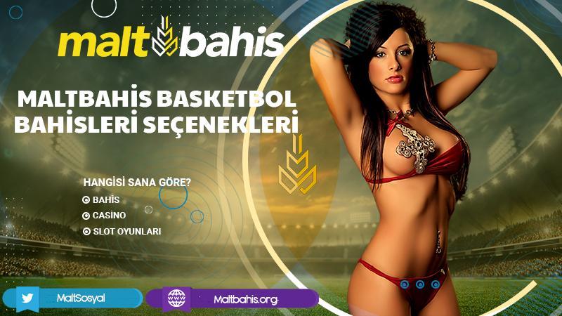 Maltbahis Basketbol Bahisleri Seçenekleri