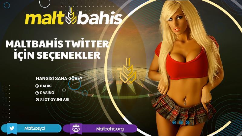 Maltbahis Twitter İçin Seçenekler